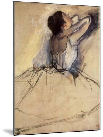 The Dancer, 1874 by Edgar Degas