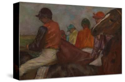 The Jockeys, C.1882