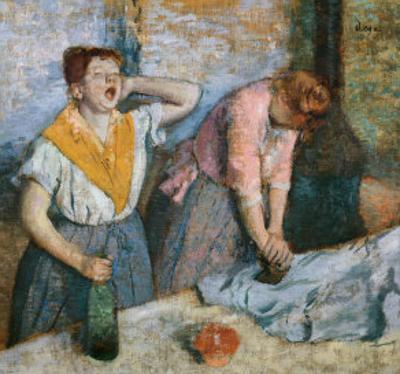 The Laundresses, circa 1884
