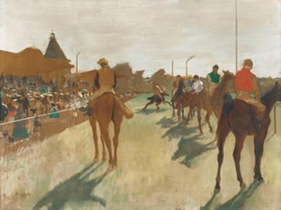 The Parade, c.1866-1868