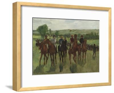 The Riders, c.1885