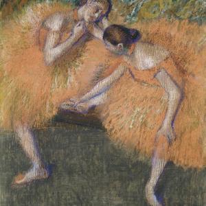 Two Dancers, C. 1898 by Edgar Degas