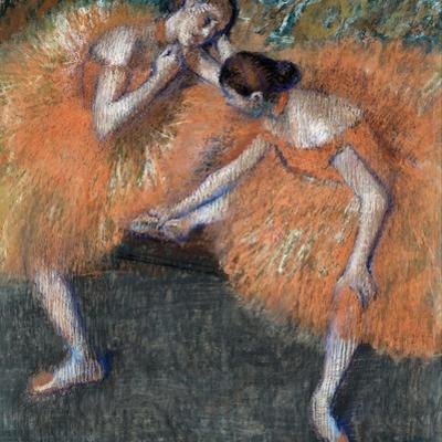 Two Dancers, C. 1898