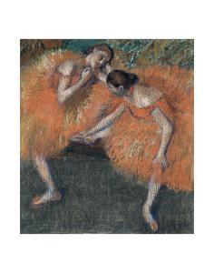 Two Dancers, ca. 1898 by Edgar Degas
