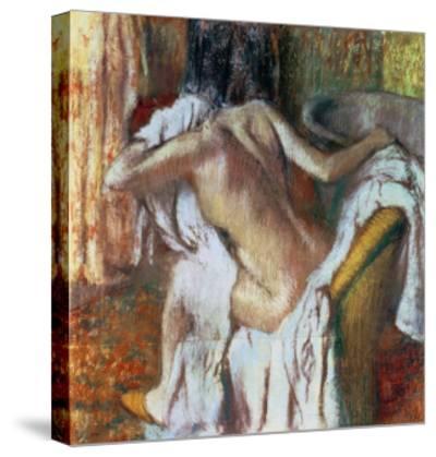Woman Drying Herself, c.1888-92