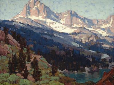 High Sierra by Edgar Payne