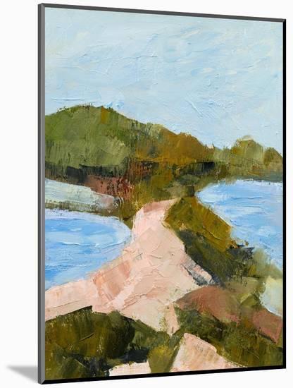 Edge of the Ocean-Toby Gordon-Mounted Art Print