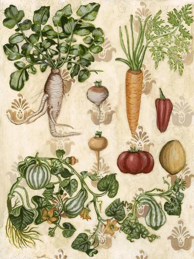 Edible Botanical I-Naomi McCavitt-Art Print