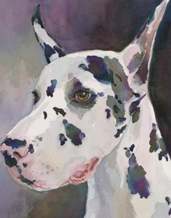 Mary Kay Great Dane by Edie Fagan