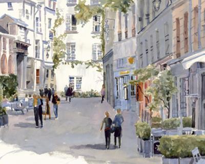 Rue de Barres by Edie Fagan