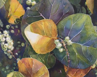 Sea Grapes I by Edie Fagan