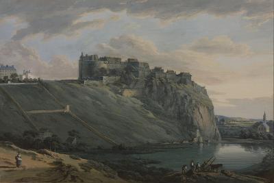 Edinburgh Castle-Paul Sandby-Giclee Print