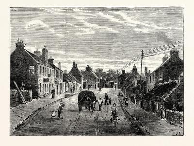 Edinburgh: Gilmerton--Giclee Print