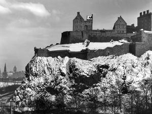 Edinburgh in Winter