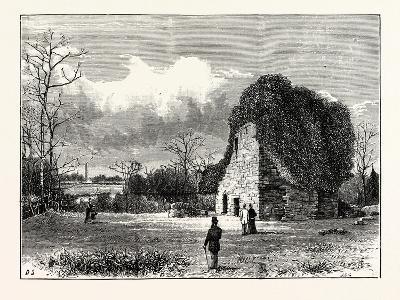 Edinburgh: Lennox Tower--Giclee Print