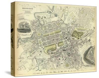Edinburgh, Scotland, c.1834