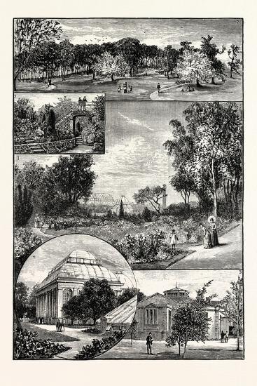 Edinburgh--Giclee Print
