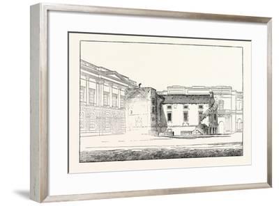Edinburgh--Framed Giclee Print