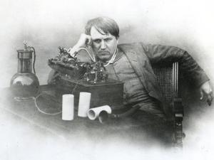Edison, Phonograph