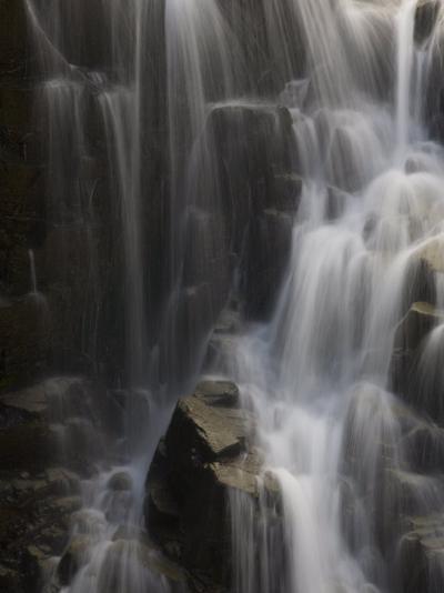 Edith Falls, Mount Rainier National Park, Washington, United States of America, North America-Colin Brynn-Photographic Print