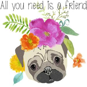 All You Need Is A Friend by Edith Jackson