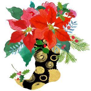 Christmas Stocking by Edith Jackson