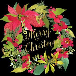 Christmas Wreath by Edith Jackson
