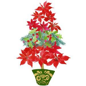 Holiday Tree by Edith Jackson