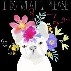 I do What I Please by Edith Jackson