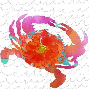 Scarlet Crustation by Edith Jackson