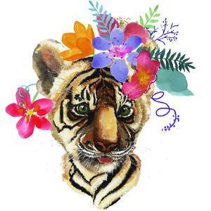 Tiger by Edith Jackson