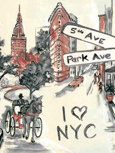 Artist's New York by Edith Lentz