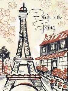 Paris Whimsy 1 by Edith Lentz