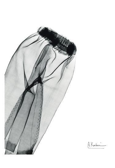 Editorial X-Ray Pants 1-Albert Koetsier-Art Print