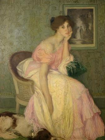 Portrait of a Young Girl, 1906