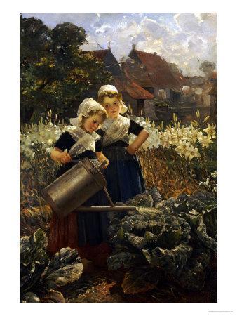 The Little Gardeners