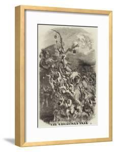 The Christmas Tree by Edmond Morin