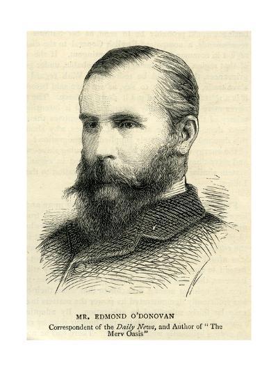 Edmond O'Donovan--Giclee Print