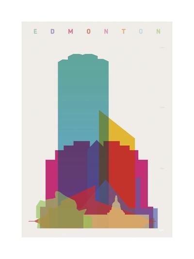 Edmonton-Yoni Alter-Giclee Print