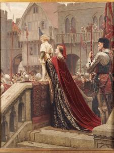 A Little Prince Likely in Time to Bless a Royal Throne, 1904 by Edmund Blair Leighton