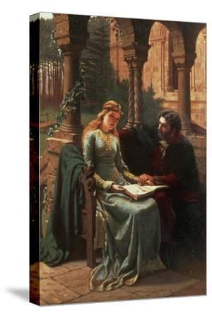 Abelard and His Pupil Heloise, 1882