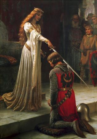 The Accolade, 1901