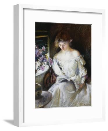 Girl Reading, 1902