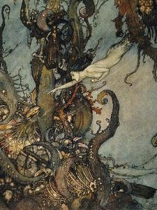 Andersen: Little Mermaid by Edmund Dulac
