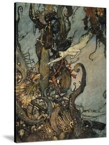 Andersen: Little Mermaid by Edmund Dulac