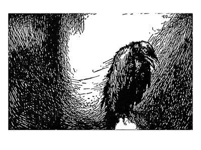 Poe: The Raven, 1845