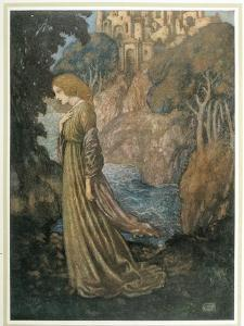 The Bell and Other Poems by Edmund Dulac