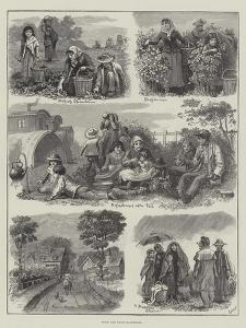 With the Fruit-Gatherers by Edmund Richard White