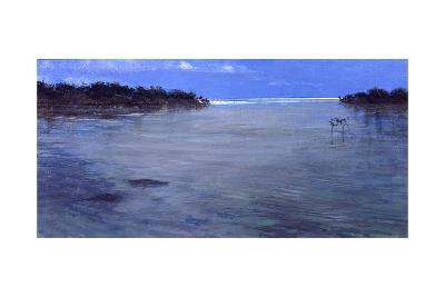 Edmunds Creek, 2002-Stanley Meltzoff-Giclee Print