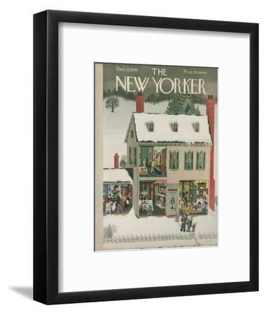 The New Yorker Cover - December 21, 1946